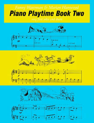 Piano Playtime  Book 2 by Fanny Waterman