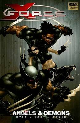 X-Force book