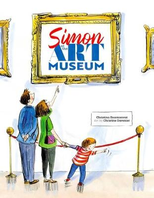 Simon at the Art Museum by Christina Soontornvat