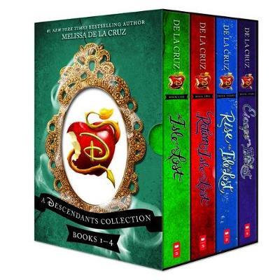 Disney: Descendants Box Set (Book 1-4) by