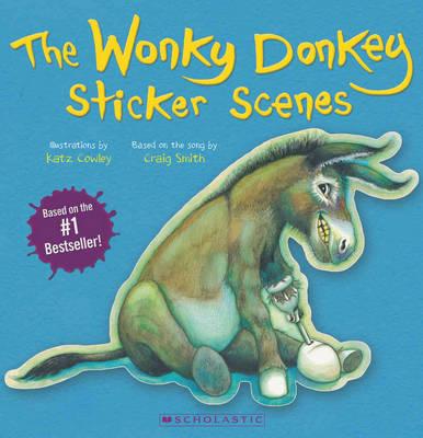 The Wonky Donkey Sticker Scenes by Craig Smith