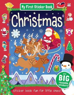 My First Sticker Book: Christmas by Susie Linn