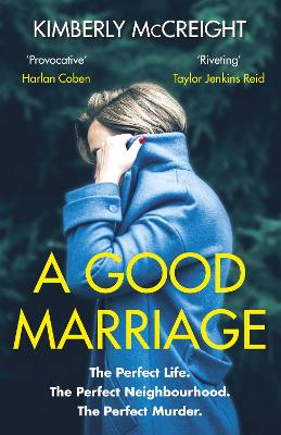 A Good Marriage book