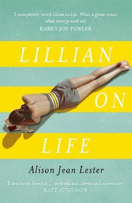 Lillian on Life book