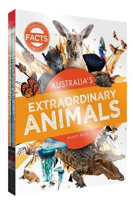 Fantastic Facts About Australia Pack of 4 Paperbacks by
