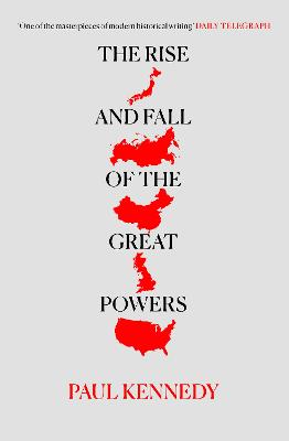 Rise and Fall of the Great Powers book