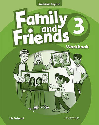 Family and Friends American Edition: 3: Workbook by Naomi Simmons