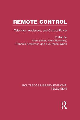 Remote Control by Ellen Seiter