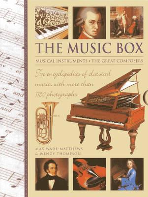 Music Box by Max Wade-Matthews