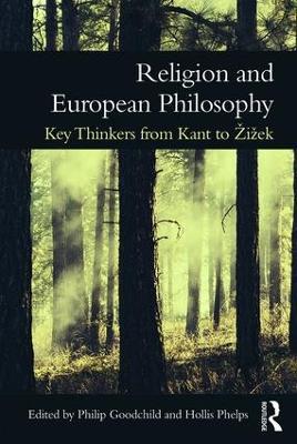 Religion and European Philosophy book