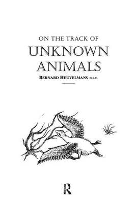 On the Track of Unknown Animals book