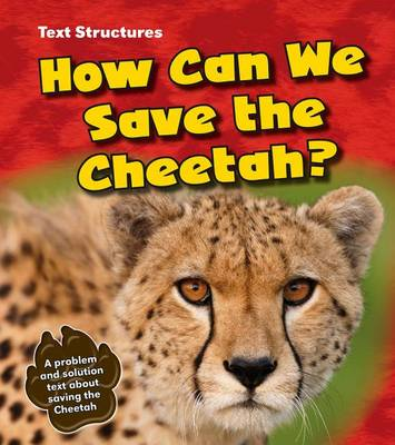 How Can We Save the Cheetah? book