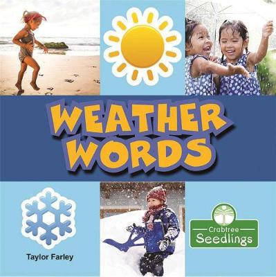Weather Words by Taylor Farley