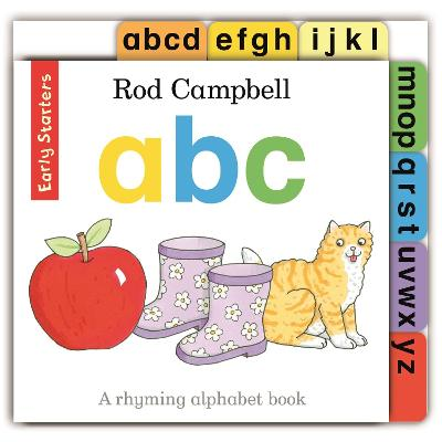 ABC by Rod Campbell