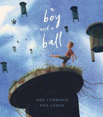 A Boy and a Ball book