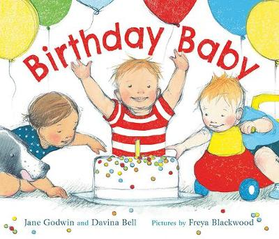 Birthday Baby by Davina Bell