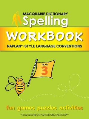 Macquarie Dictionary Spelling Workbook by Macquarie Dictionary