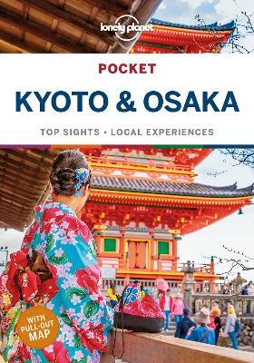 Lonely Planet Pocket Kyoto & Osaka book