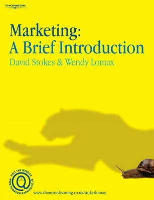 Marketing: A Brief Introduction by Wendy Lomax