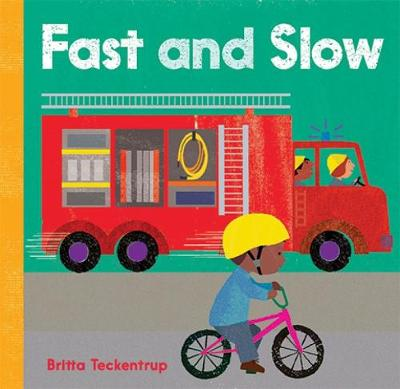 Fast and Slow by Barefoot Books