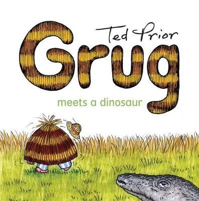 Grug meets a Dinosaur book