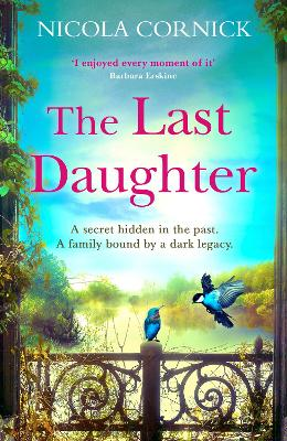 The Last Daughter book