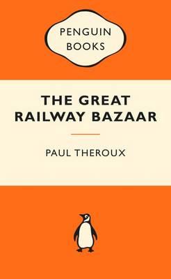 Great Railway Bazaar book
