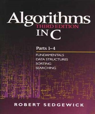 Algorithms in C book