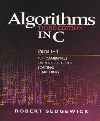 Algorithms in C book