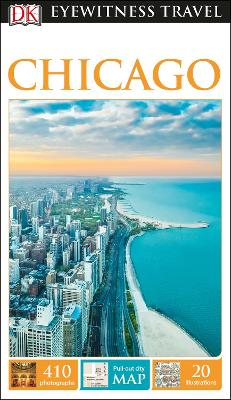 DK Eyewitness Travel Guide Chicago by DK Travel