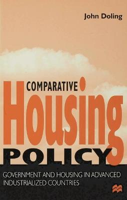 Comparative Housing Policy book