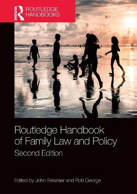 Routledge Handbook of Family Law and Policy book
