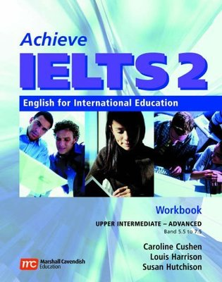 Achieve IELTS 2 - Workbook + Audio CD by Louis Harrison