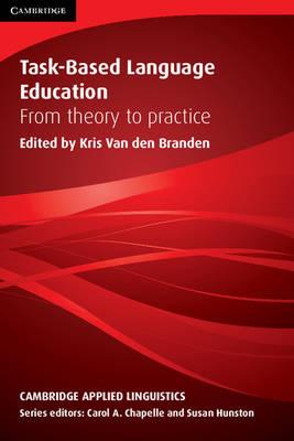 Task-Based Language Education book