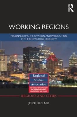 Working Regions by Jennifer Clark