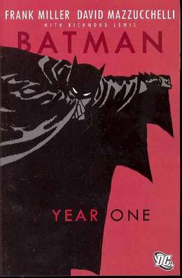 Batman Year One Deluxe SC by Frank Miller