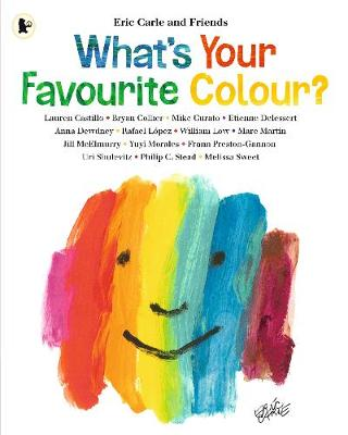 What's Your Favourite Colour? book
