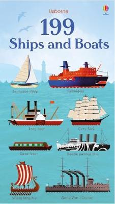 199 Ships and Boats book