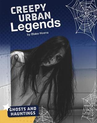 Creepy Urban Legends book