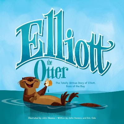 Elliott The Otter by John Skewes
