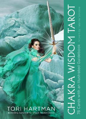 Chakra Wisdom Tarot: 78 Cards with Illustrated Guidebook by Tori Hartman