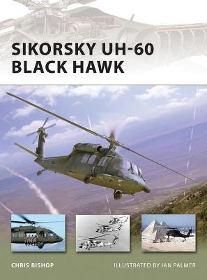 Sikorsky Uh-60 Black Hawk by Chris Bishop