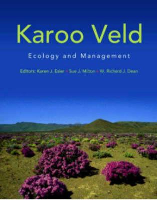 Karoo veld by Karen J. Esler