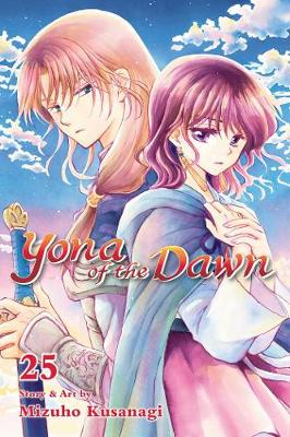 Yona of the Dawn, Vol. 25 by Mizuho Kusanagi