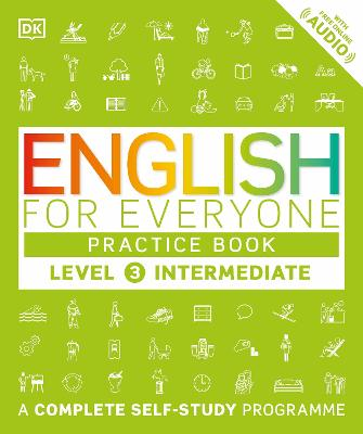 English for Everyone Practice Book Level 3 Intermediate by DK