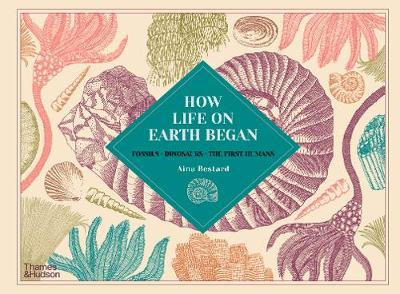 How Life on Earth Began: Fossils * Dinosaurs * The First Humans book