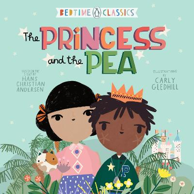 The Princess and the Pea by Carly Gledhill