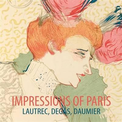 Impressions of Paris by Jane Kinsman