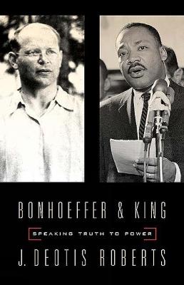 Bonhoeffer and King book