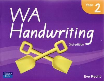 WA Handwriting Year 2 by Eve Recht